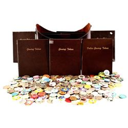 Las Vegas Casino Poker Chip Collection