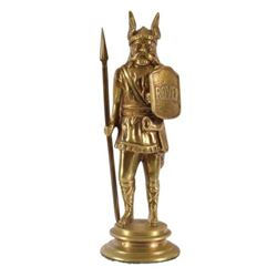 Rover Viking Hood Ornament Mascot