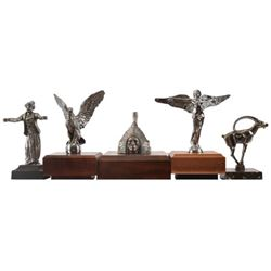 Collection of Hood Ornament Mascots
