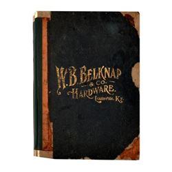 1898 Belknap hardware Catalog