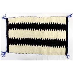 Vintage Native American Navajo Wool Rug