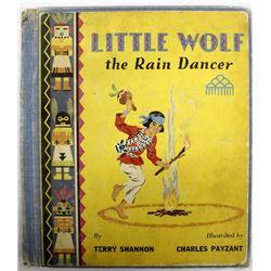Hardback Childrens Book, Little Wolf