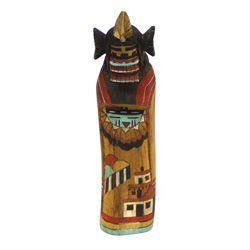 Native American Hopi Yellow Corn Maiden Kachina