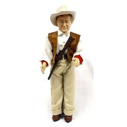 1981 Effanbee John Wayne Doll