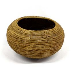 Vintage Native American Basket