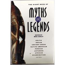 Myths and Legends edited by Mike Ashley