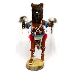 Native American Navajo Bear Kachina