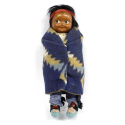 Vintage Looking Right Skookum Doll