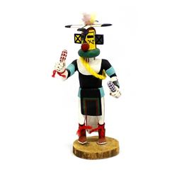 Native American Hopi Kachina by Conrad Torivio