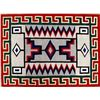 Image 1 : Gorgeous Brand New Anasazi Traders 100% Wool Rug