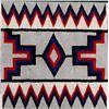 Image 2 : Gorgeous Brand New Anasazi Traders 100% Wool Rug