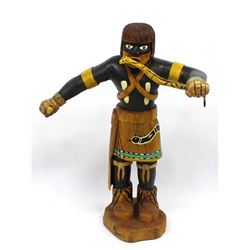 2005 Hopi Chusona Snake Dancer Kachina