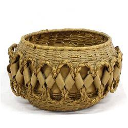 Vintage Native American Penobscot Basket