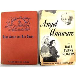 2 Western Hardback Books