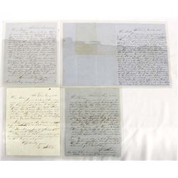 Antique 1800's Keemle Family Letters