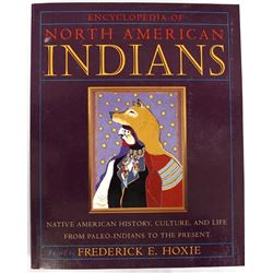 Encyclopedia of North American Indians Book