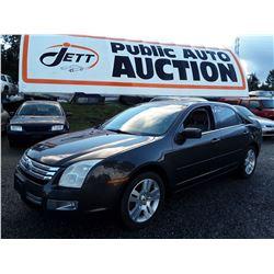 E6 --  2006 Ford Fusion , Grey , 152722  KM's