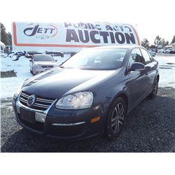 B6 --  2006 VW JETTA TDI , Blue , 158736  KM's