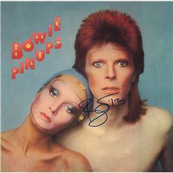 David Bowie Signed Pinups Album