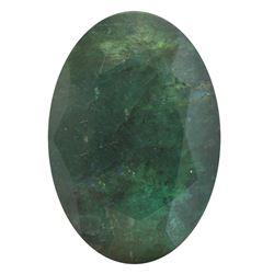 11.48 ctw Oval Emerald Parcel