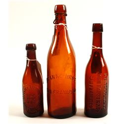 Beer Bottles / 3 items  (61460)