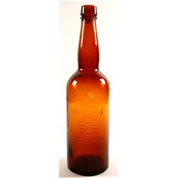 Boca Beer Bottle   (78857)