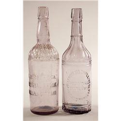 Mid Western Whiskies / 2 Items  (78828)