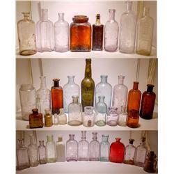 Beginner Bottle Collection / 41 Items  (78840)