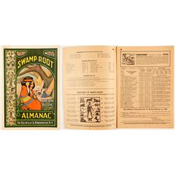 Swamp Root Almanac  (88330)