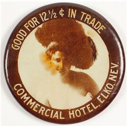 Commercial Hotel Advertising Mirror  (61338)