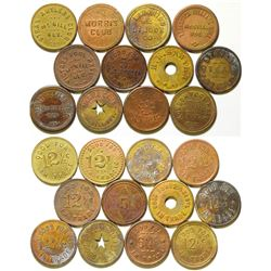 McGill Token Collection  (87330)