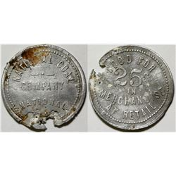 National Coal Company Token  (76460)