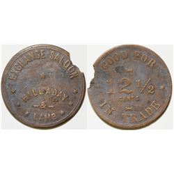 Exchange Saloon Token  (76470)