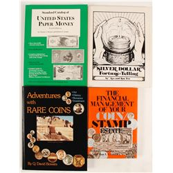 Coins & Paper Money (Books)  (63446)