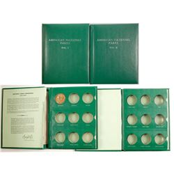 National Parks Centennial Medal Series Case  (88654)
