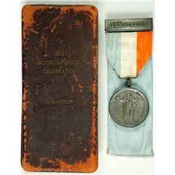 Hudson Fulton Celebration Commissioner's Badge  (88212)