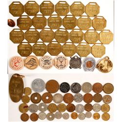 Miscellaneous Numismatic Collection  (87301)