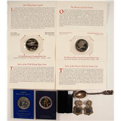 Silver and Commemoratives  (88806)