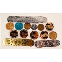 Dahlonega Mint Medals  (88800)