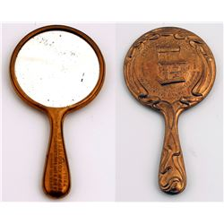 Vintage Advertising Mirror  (61540)