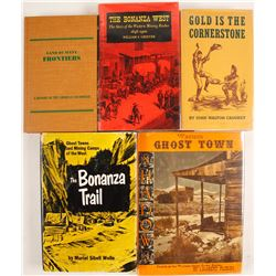 American West History Book (5)  (63342)