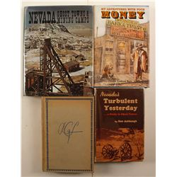 Books of Nevada, Misc. (4)  (76278)