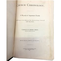 Church Chronology by Jenson  (86679)