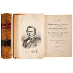 History of Santa Clara County California...  (80245)
