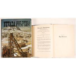 Nevada Books ( 2 Hardbacks)  (63413)