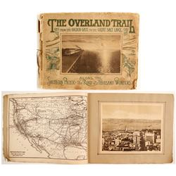 Overland Trail Photo Booklet  (86458)
