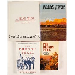 Western Trails (4 Books)  (63451)