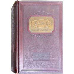 ZCMI Mormon Merchandise Catalog  (86261)