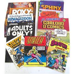 Comics & Adult Comics  (88522)