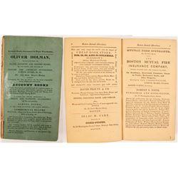 Stimpson's Boston Directory,1840  (82813)